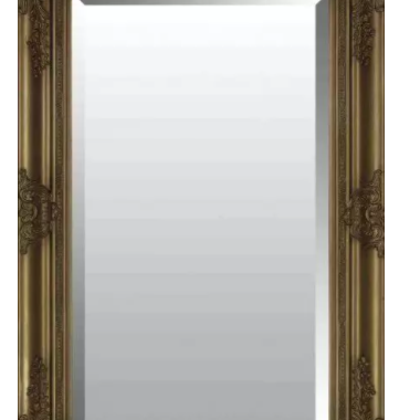 spiegel goud